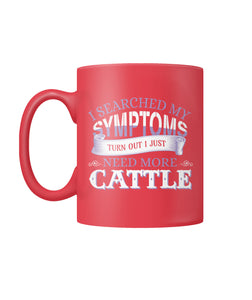 I just need more cattle