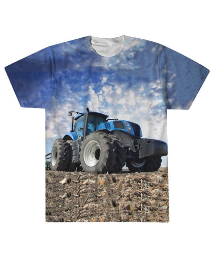 Tractor Sublimation Tee