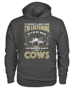 i'm thinking about my cows