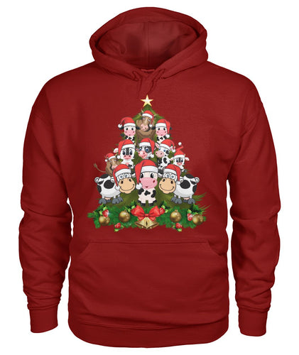 Cows - Merry Christmas  shirt