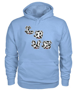 Love cow- cute tees & hoodies