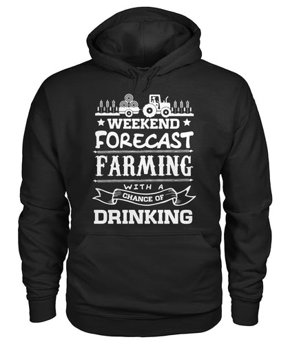 Weekend forecast farming