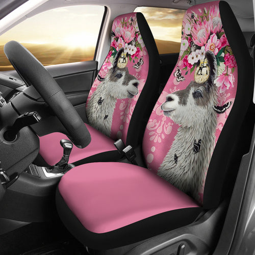 Goat 05 - car seat covers