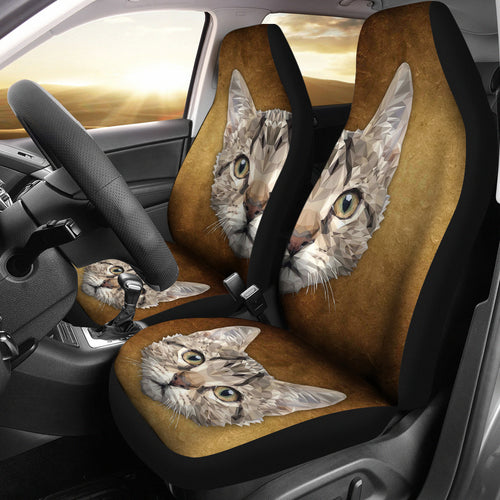 Car Seat Covers - Cat Lovers 05