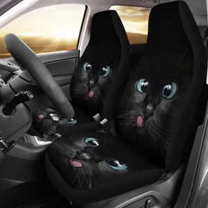 Car Seat Covers - Cat Lovers 16