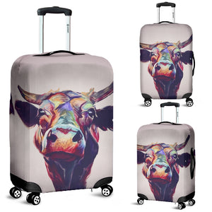 Luggage Cover - Cow 66