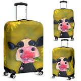 Luggage Cover - Cow 36