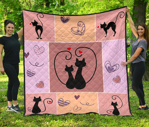 Quilt for Cat Lovers 02