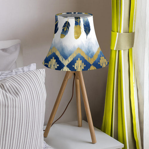 Bell Lamp Shade - Dreamcatcher 02
