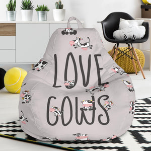 Bean Bag Chair - Cow Lovers 08