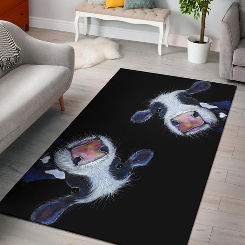 Area Rug - Cow Lovers 12