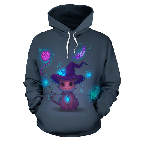 All over print hoodie for men & women - Cat 03
