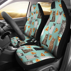 Cat 15 -  car seat covers