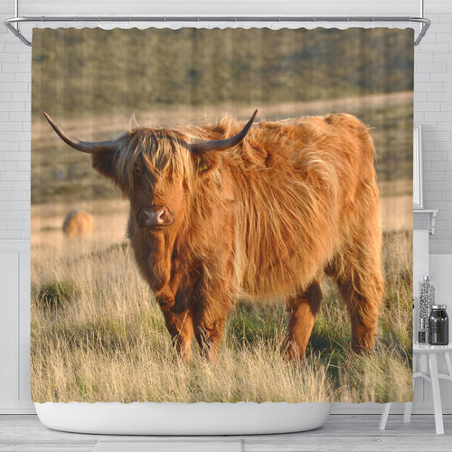 Shower Curtain - Cow Lovers 05