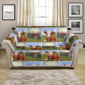 Sofa Protector - Cow Lovers 08