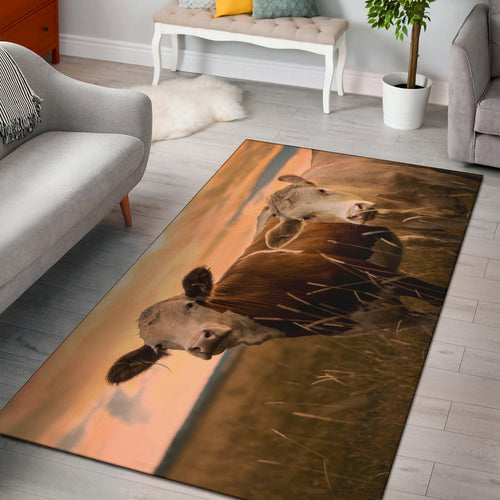 Area Rug - Cow Lovers 13