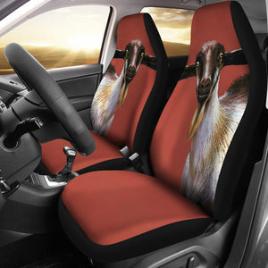 Goat 07 - car seat covers