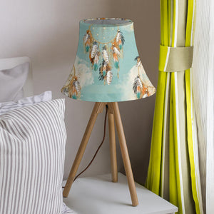 Bell Lamp Shade - Dreamcatcher 01