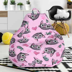 Bean Bag Chair - Cat Lovers 04