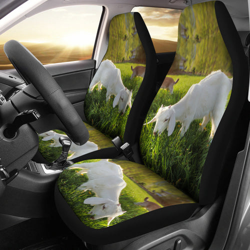 Goat 11 - car seat covers