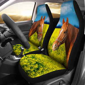 Car Seat Covers - Horse Lovers 25