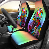 Car Seat Covers - Chicken Lovers 02