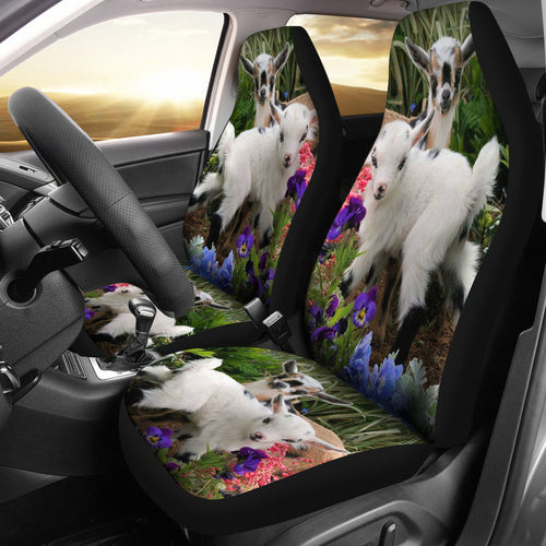 Goat 12 - car seat covers