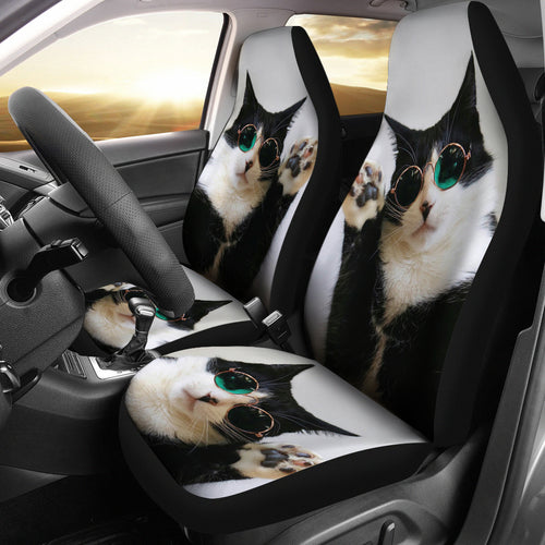 Car Seat Covers - Cat Lovers 29