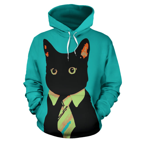 All over print hoodie for men & women - Cat 04