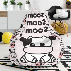 Bean Bag Chair - Cow Lovers 06