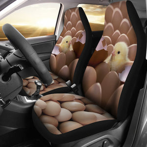 Car Seat Covers - Chicken Lovers 10