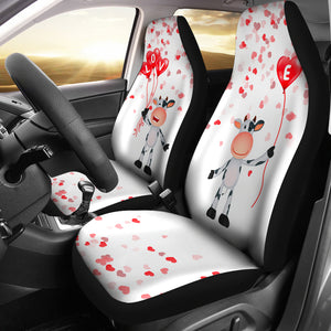 Car Seat Covers - Cow Lovers 27