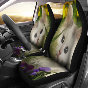 Car Seat Covers - Cat Lovers 23