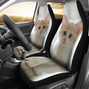 Car Seat Covers - Cat Lovers 28