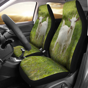 Goat 13 - car seat covers