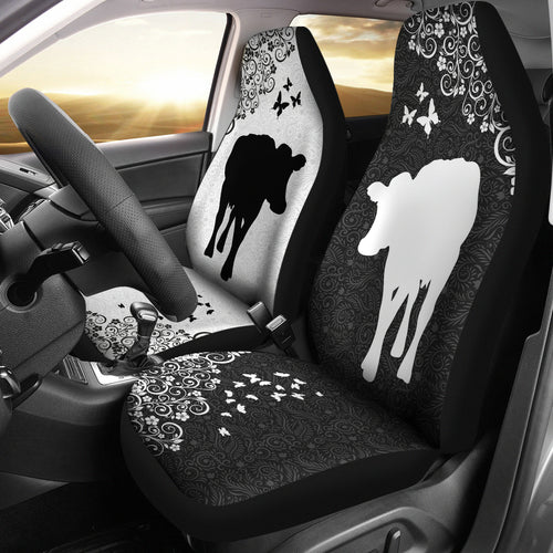 Car Seat Covers - Cow Lovers 19