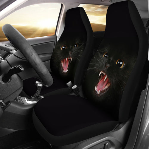 Car Seat Covers - Cat Lovers 17