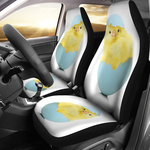 Car Seat Covers - Chicken Lovers 14