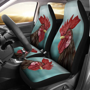 Car Seat Covers - Chicken Lovers 06
