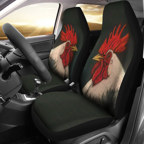 Car Seat Covers - Chicken Lovers 03