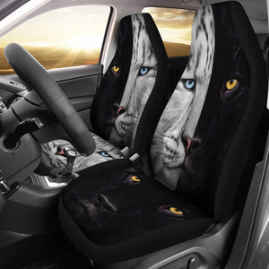 Car Seat Covers - Cat Lovers 14