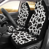 Cow skin-2 Car Seat Covers