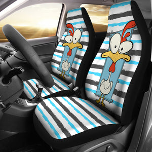 Car Seat Covers - Chicken Lovers 09