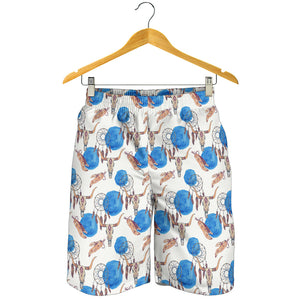 All over print men's shorts - cow 2