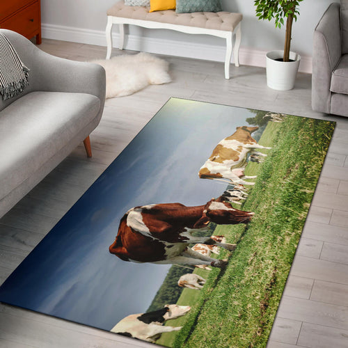 Area Rug - Cow Lovers 15