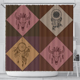 Shower Curtain - Cow Lovers 12