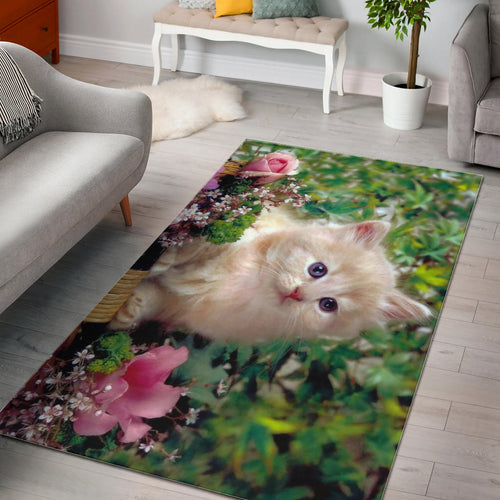 Area Rug - Cat Lovers 04