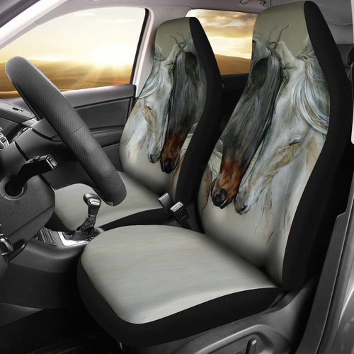 Horse 10 - car seat covers