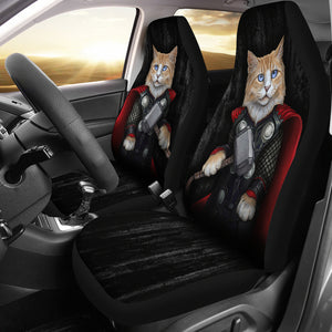 Cat 12 - car seat covers