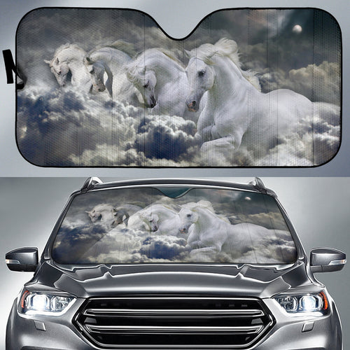 Out of the Storm Sunshade - Horses